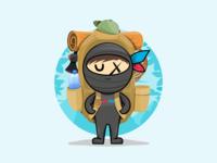 UXPH Sticker |  Outdoor