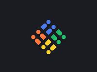 """XRM | eXtended Resource Management"" logo design"