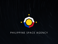 """PHILIPPINE SPACE AGENCY"" logo concept"
