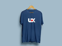 I LOVE UX shirt FOR SALE via Teespring, Society6 & Threadless