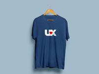 I LOVE UX shirt FOR SALE via Teespring, Society6 & Threadless