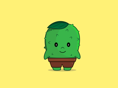 Spike, the misunderstood cactus