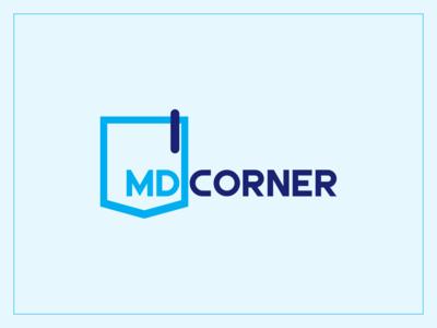 MDCorner logo (pharmaceutical)