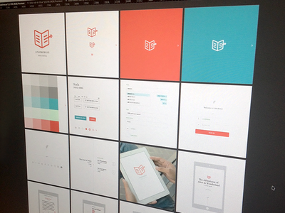Litho Brand Guide brand guide product ui ux identity