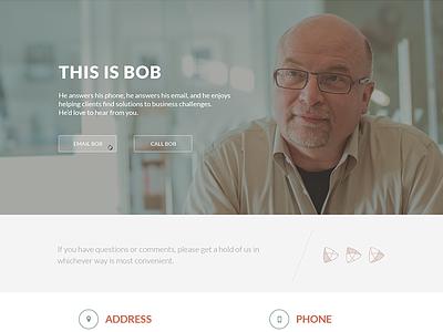 This is Bob web colorkite design contact bob lato