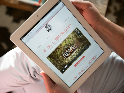 4120 Launched colorkite web ipad responsive