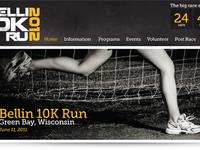 Bellin Run Website Header