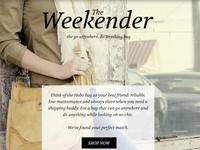 Weekender Email Campaign