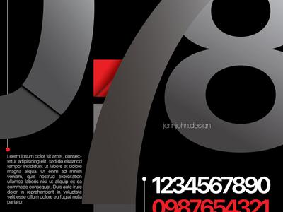 Typography design ux design ui design type vector app ux ui visual designer illustrator inspiration typography design typography
