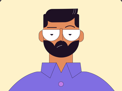 Microsoft Teams - Character Animation microsoft teams microsoft character 2d animation character animation motion graphic design animation motion design adobe after effects