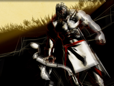 David and Goliath - Comic Animation motion comic comic animation comics character animation 2d animation motion graphic motion design design animation adobe after effects