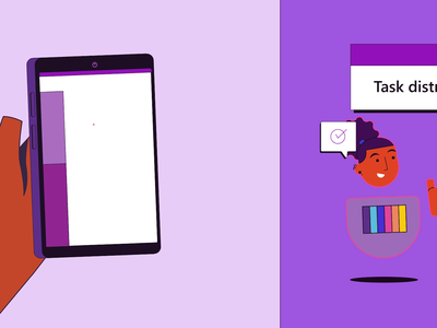 Microsoft Teams - Video call adobe after effects illustration aftereffects microsoft teams character animation adobe illustrator character 2d animation motion graphic motion design animation