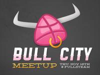 Durham Dribbble Meetup - Nov. 10th