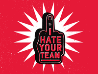 I Hate Your Team