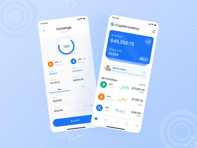 Cryptocurrency app design currency management management wallet money currency crypto finance cryptocurrency mobile app cryptocurrency app cryptocurrency uiux uiux design mobile app app design app ux design ui design ux ui