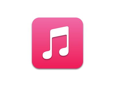 iTunes for Mac music icons mac itunes