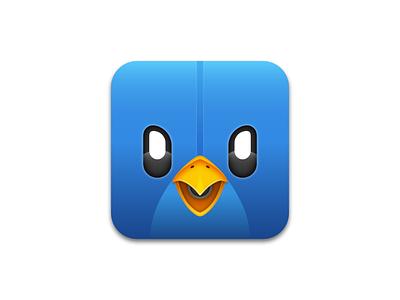Tweetbot 3 for Mac icns mac icons twitter tweetbot