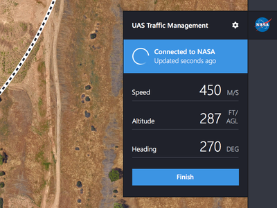 NASA UTM Plugin plugin windows drones uav nasa
