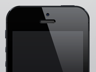 1024px iPhone 5 icon PSD iphone5 iphone apple icon freebie