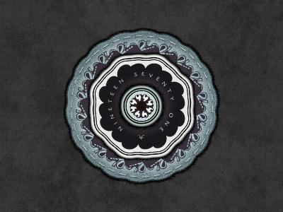 Badge Alt II emblem mark ecusson design logo badge