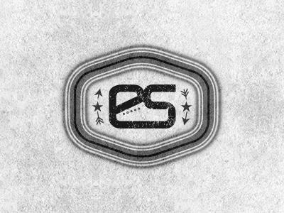 Endurance Shoes endurance shoes chaussure negative space espace negatif logo logodesign design typographie typography label ecusson es symbol mark