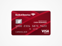 Bank of America: Cash Rewards