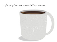 Coffee Mug - It's cold in the north!