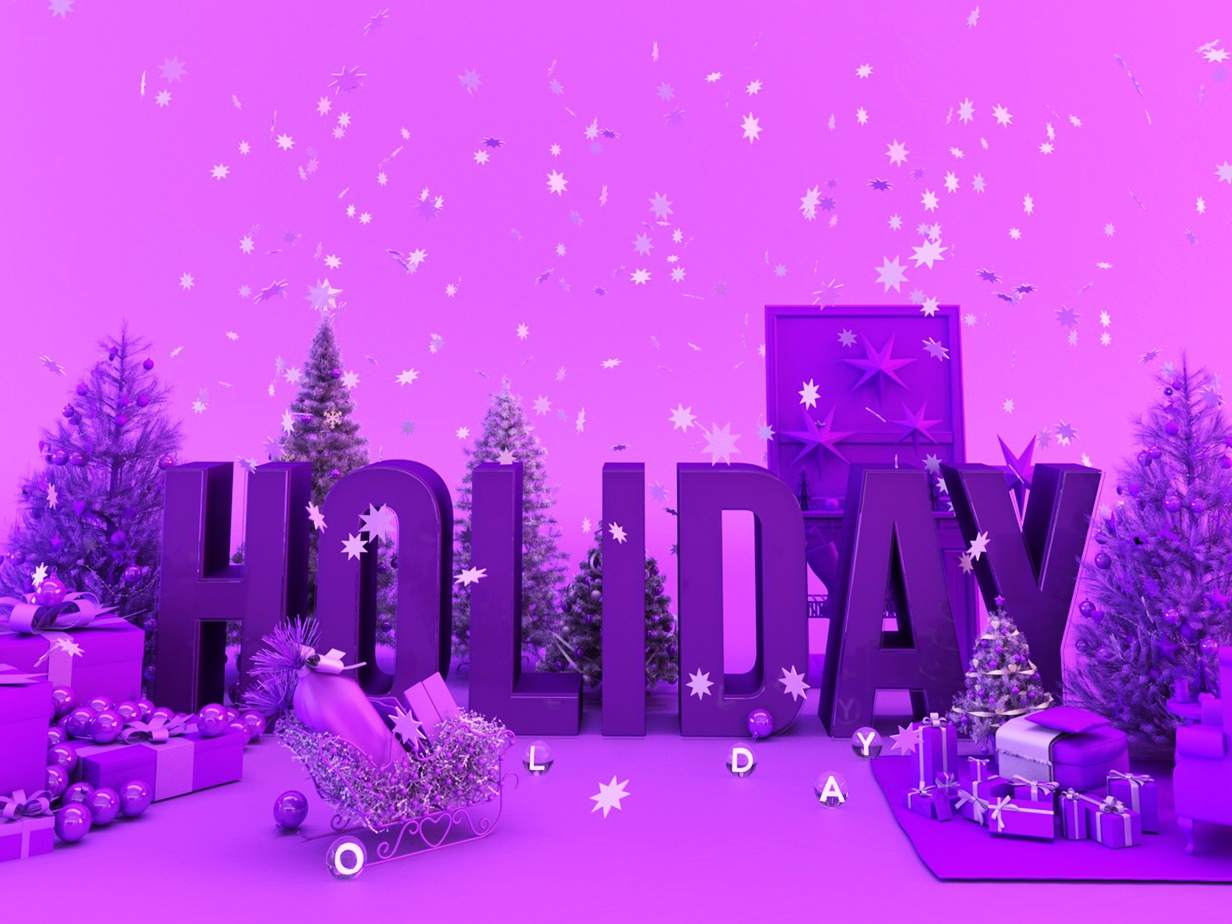 Holiday-Colorlife-4 3d art 3d