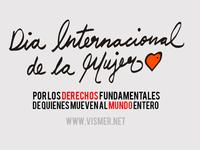 Gráfico por el Dia Internacional de la Mujer