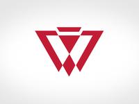 Vismer Studios V7 Envoy | Plain Solid Isotype