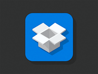 Dropbox Squares Style