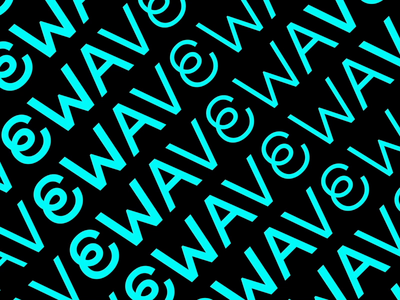 Variable Waves css animation typography css variable variablefonts animation turbaba