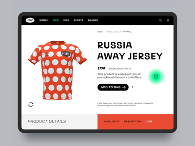 Jersey turbaba jersey design soccer football sport ecommerce website apparel tshirt jersey
