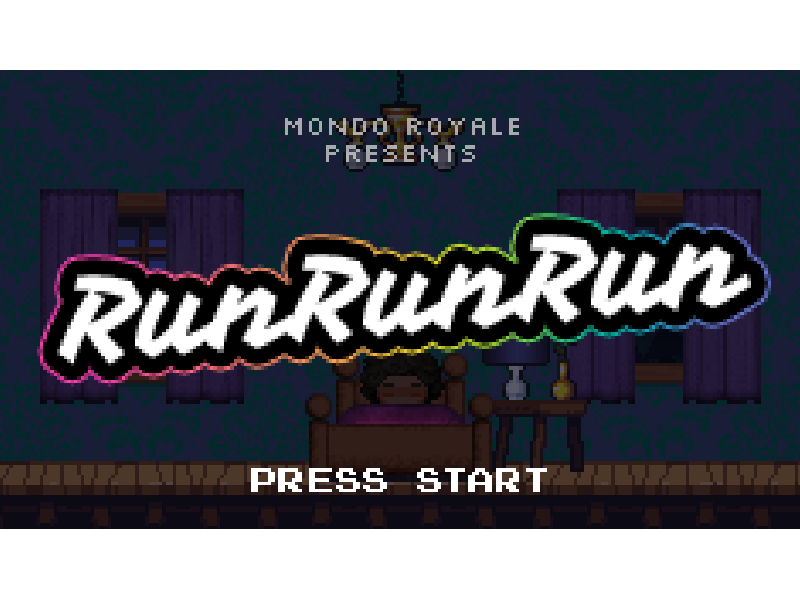 run run run by Jonathan Bennett on Dribbble