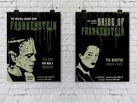 Frankenstein Movie Posters