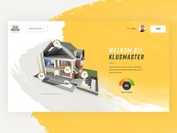 Klusmaster concept