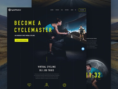 Cyclemasters Homepage