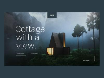 Skog Cottages