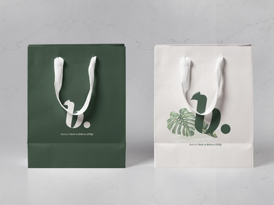 Bulut Farm Branding, Bag Design