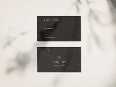 Pantheon Marble Branding Design