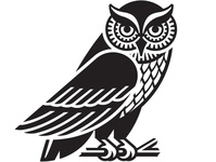 Eastern Screech Owl - i2i Art Inc. - ©Gary Alphonso