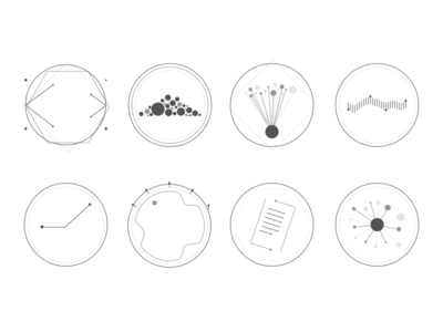Icons for Designguide icons guide design simple minimal