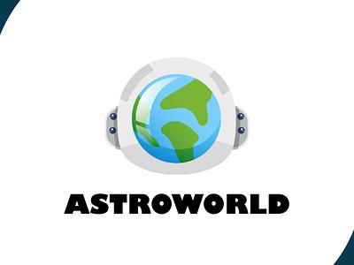 astroworld logos astroworld astronauts graphic design icon design visual design icon logodesign brand design art vector logo illustration flat design branding art