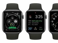 Air Lookout: Apple WatchOS Complications complication ios watchos watch apple