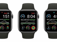 Air Lookout: Apple WatchOS Complications (Graphic Rectangular)