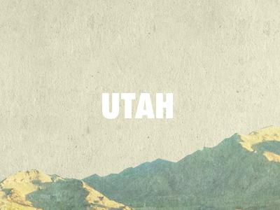 Utah utah state futura mountains