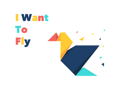 Fly graphic
