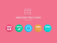 Free PSD Chart Icons!