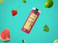 Smoothie Package Design