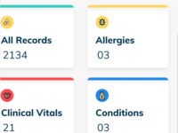 Health Management App Preview